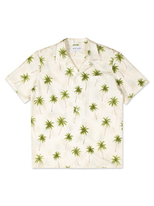 Palm Tree Bowling Shirt