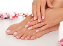 Load image into Gallery viewer, Waterless Pedicure/Manicure