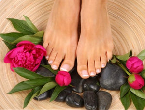 Waterless Pedicure/Manicure