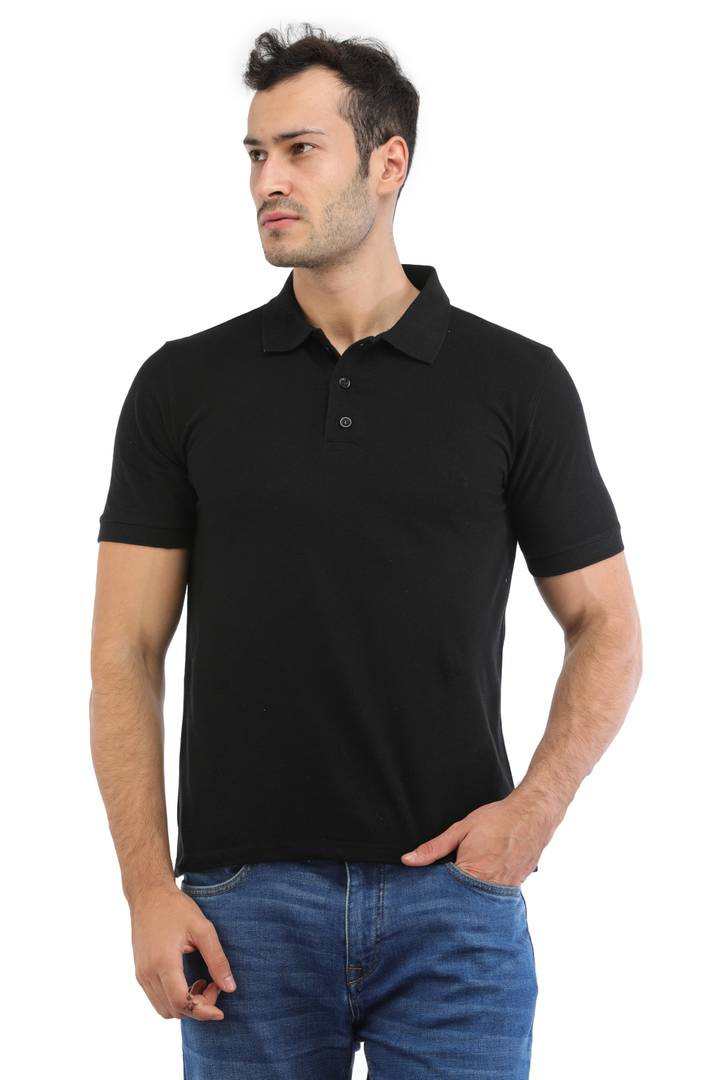 Black Bliss Polos GlowRoad S