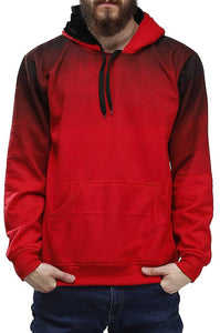 Men's Cotton Blend Hooded Sweatshirt Sweatshirts GlowRoad