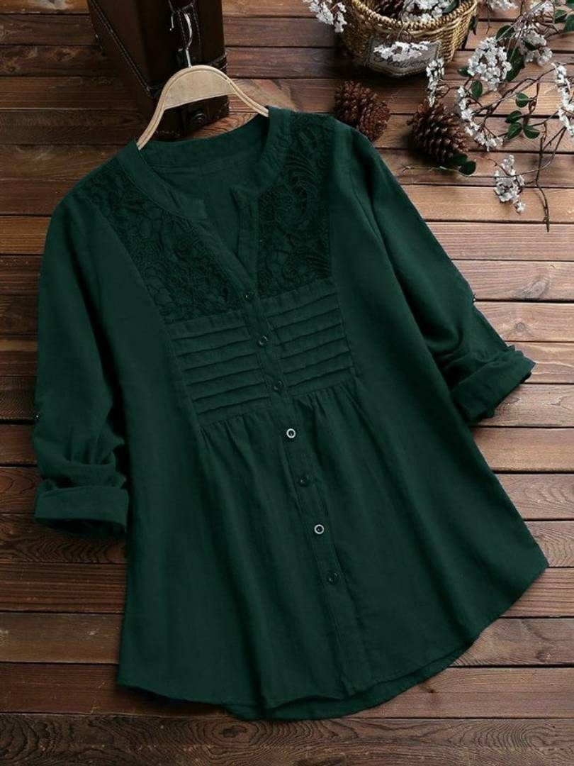 LACE TUNIC GlowRoad