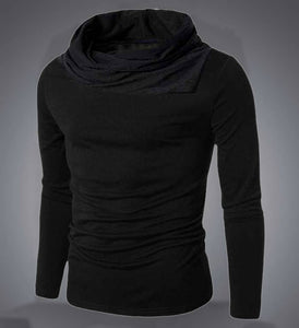 Men's Thermal Fit Solid High Neck Series GlowRoad