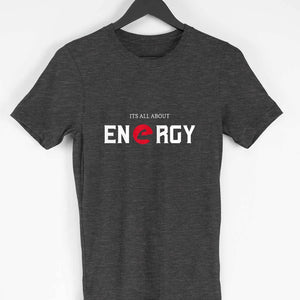 Energy Clothing Printrove Charcoal Grey M