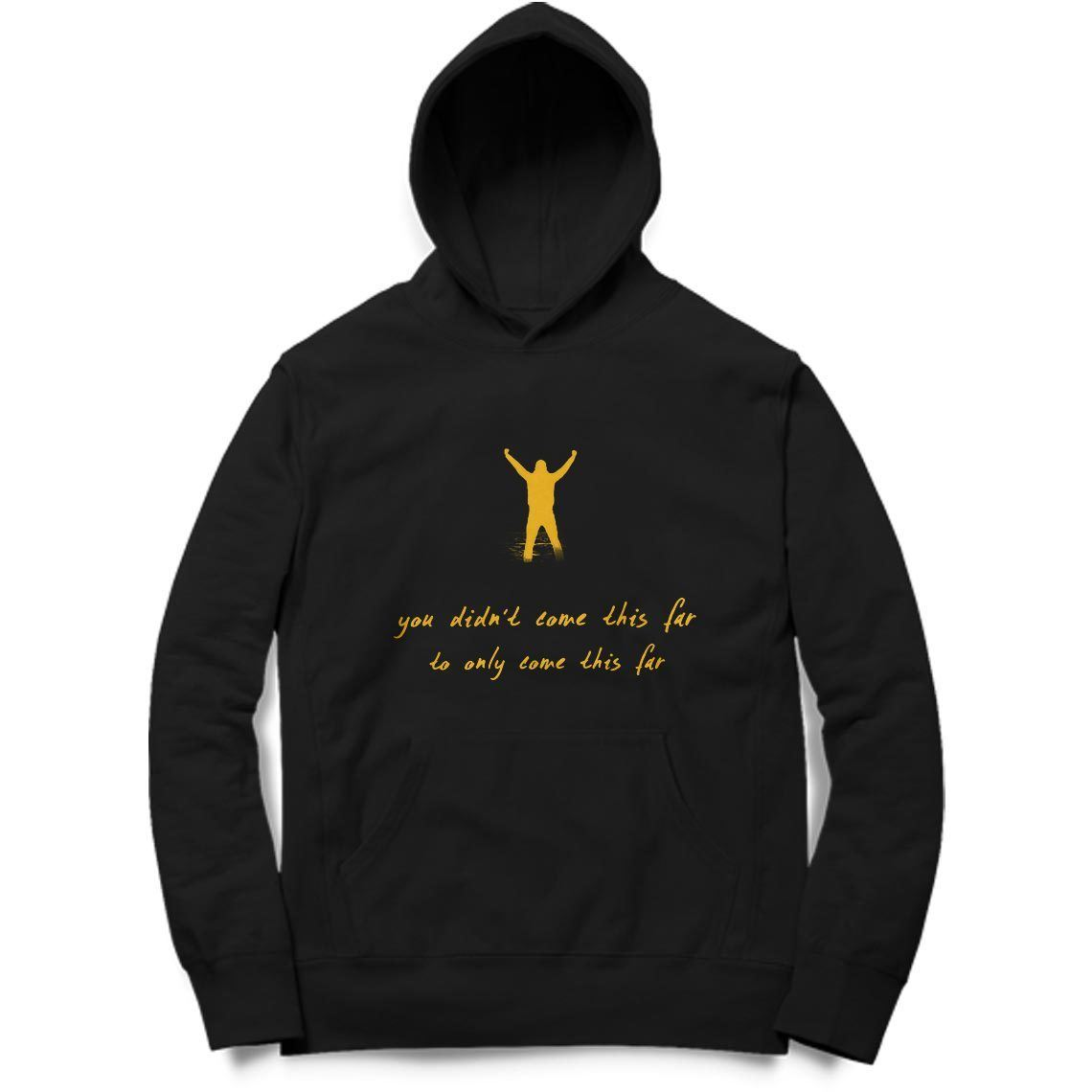 Come this far! Clothing Printrove Black S