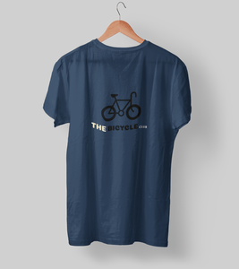 Bicycle Club Clothing Printrove Navy Blue S