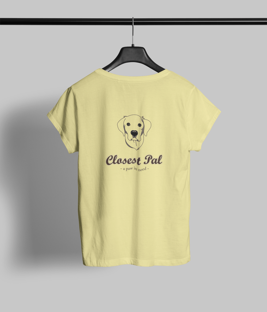 Closest Pal Clothing Printrove Butter Yellow 1