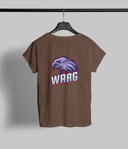Warg Clothing Printrove Coffee Brown 6