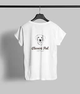 Closest Pal Clothing Printrove White 1