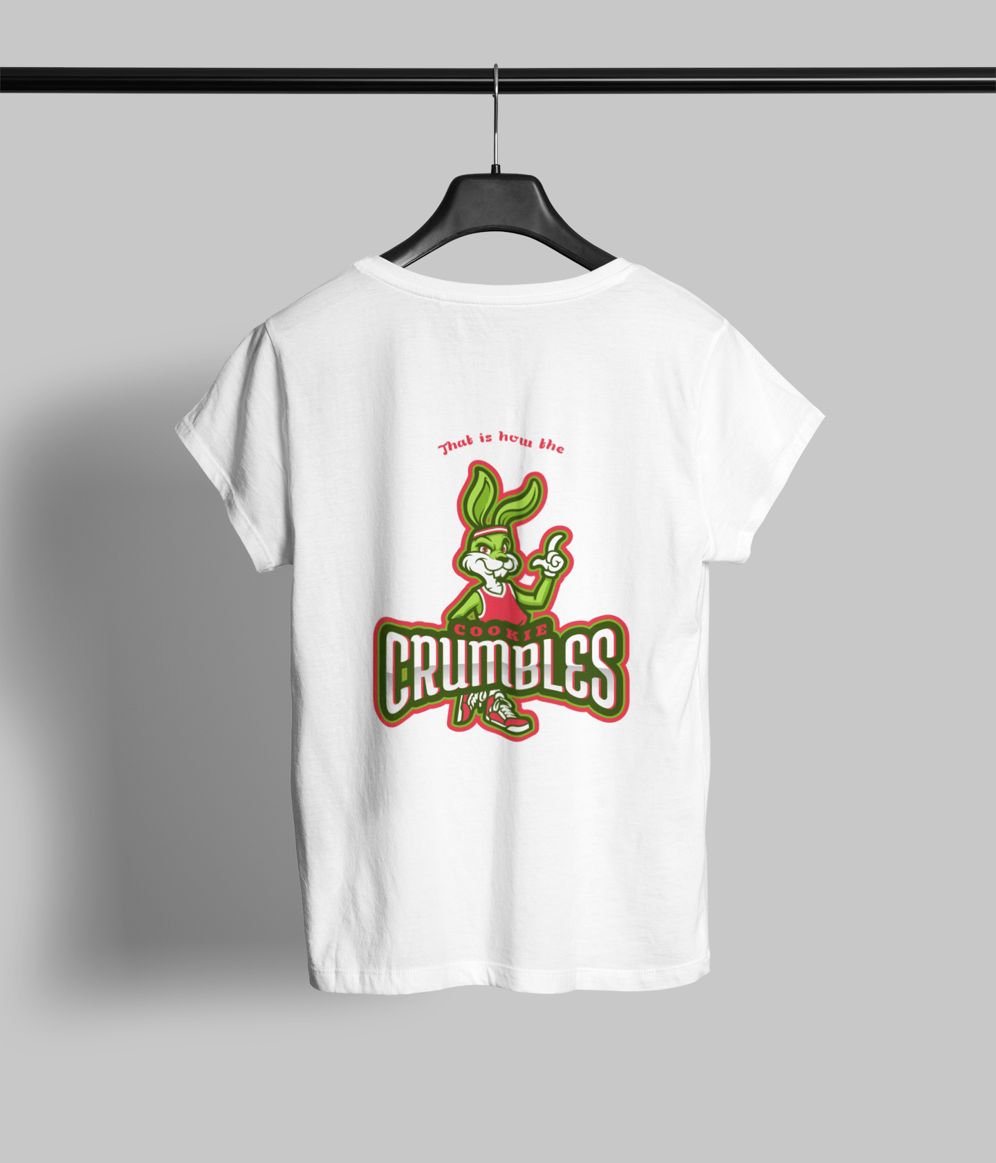 Cookie Crumbles Clothing Printrove White 1