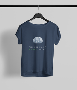 Our Earth Clothing Printrove Navy Blue S