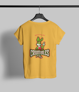 Cookie Crumbles Clothing Printrove Golden Yellow 1