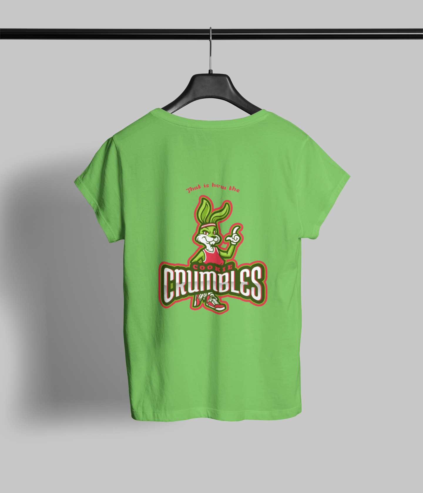 Cookie Crumbles Clothing Printrove Liril Green 1