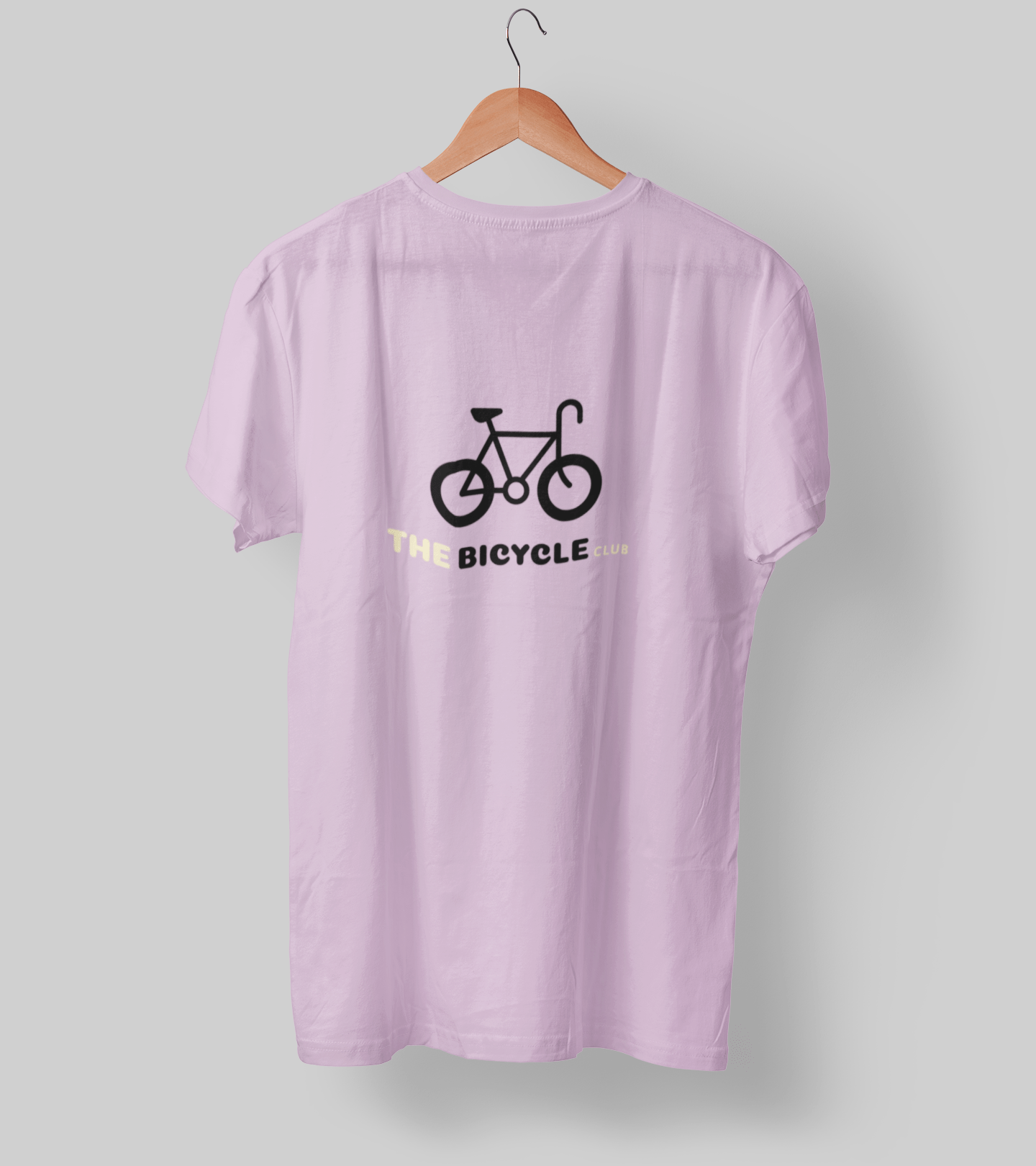 Bicycle Club Clothing Printrove Light Pink S