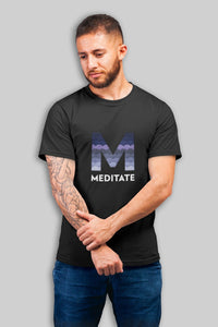 Meditate M Merch Clothing Printrove