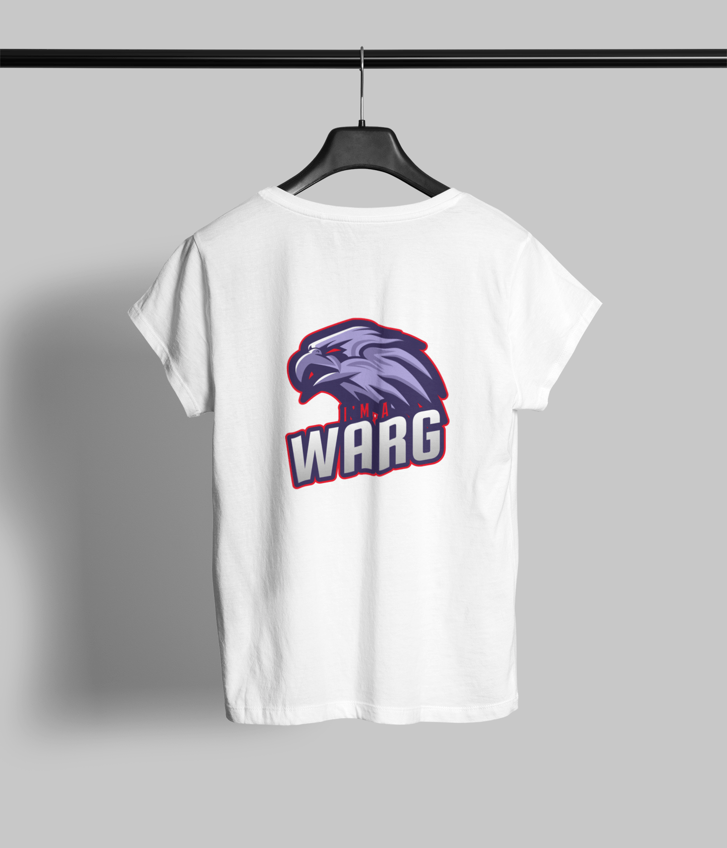 Warg Clothing Printrove White 6