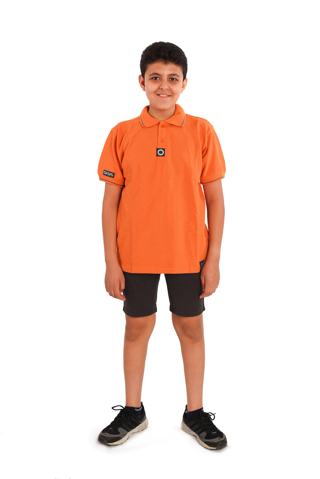 Polo short sleeves, for boys