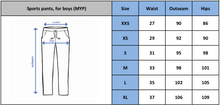 Load image into Gallery viewer, Sports pants, for boys (MYP)
