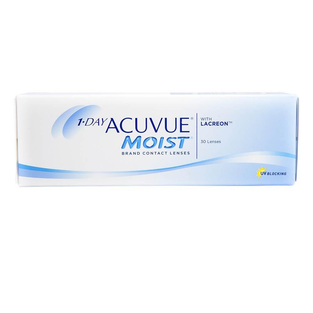 Acuvue Moist One-Day (30 lenses pack)