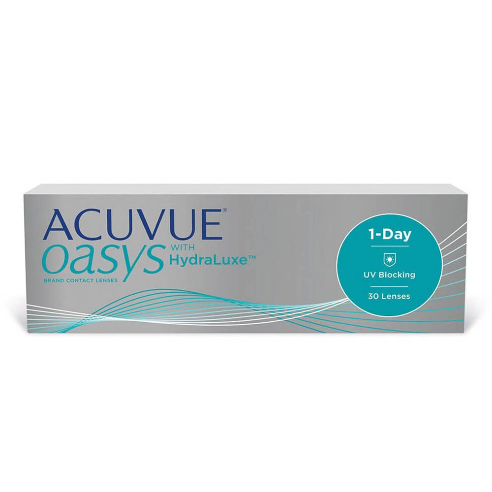 Acuvue Oasys One-Day (30 lenses pack)