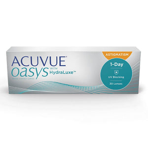 Acuvue Oasys One-Day for ASTIGMATISM (30 lenses pack)