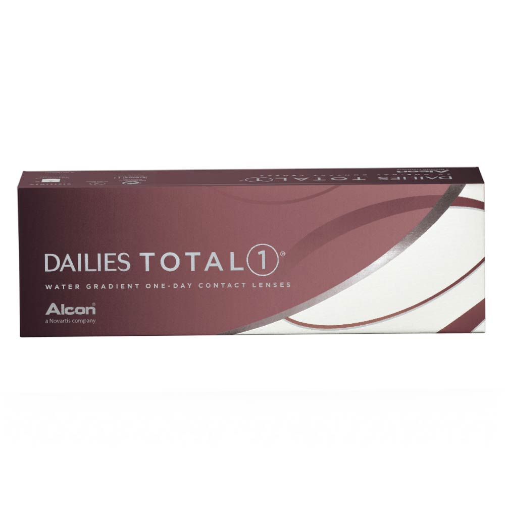 Alcon (Ciba Vision) Dailies Total 1 (30 lenses pack)