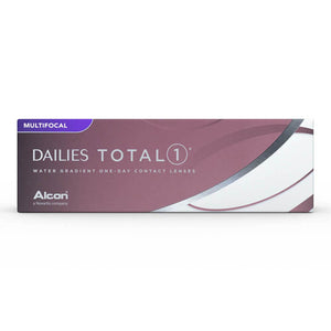 Alcon (Ciba Vision) Dailies Total 1 Multifocal (30 lenses pack)