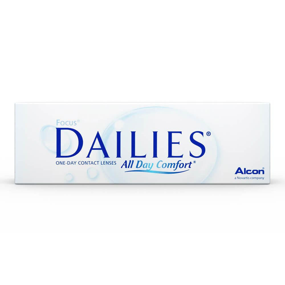 Alcon (Ciba Vision) Focus Dailies (30 lenses pack)