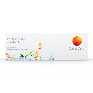 Cooper Vision Proclear One-Day Multifocal (30 lenses pack)