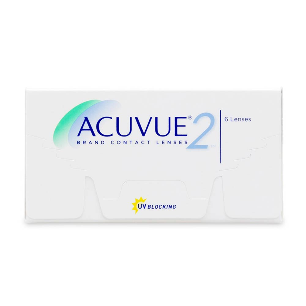 Acuvue 2 Bi-weekly (6 lenses pack)