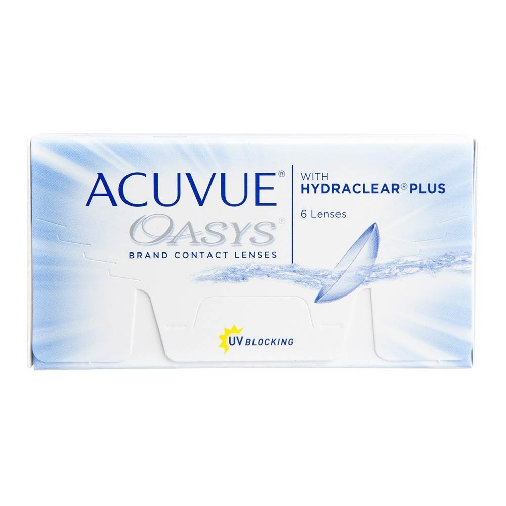 Acuvue Oasys Bi-Weekly (6 lenses pack)