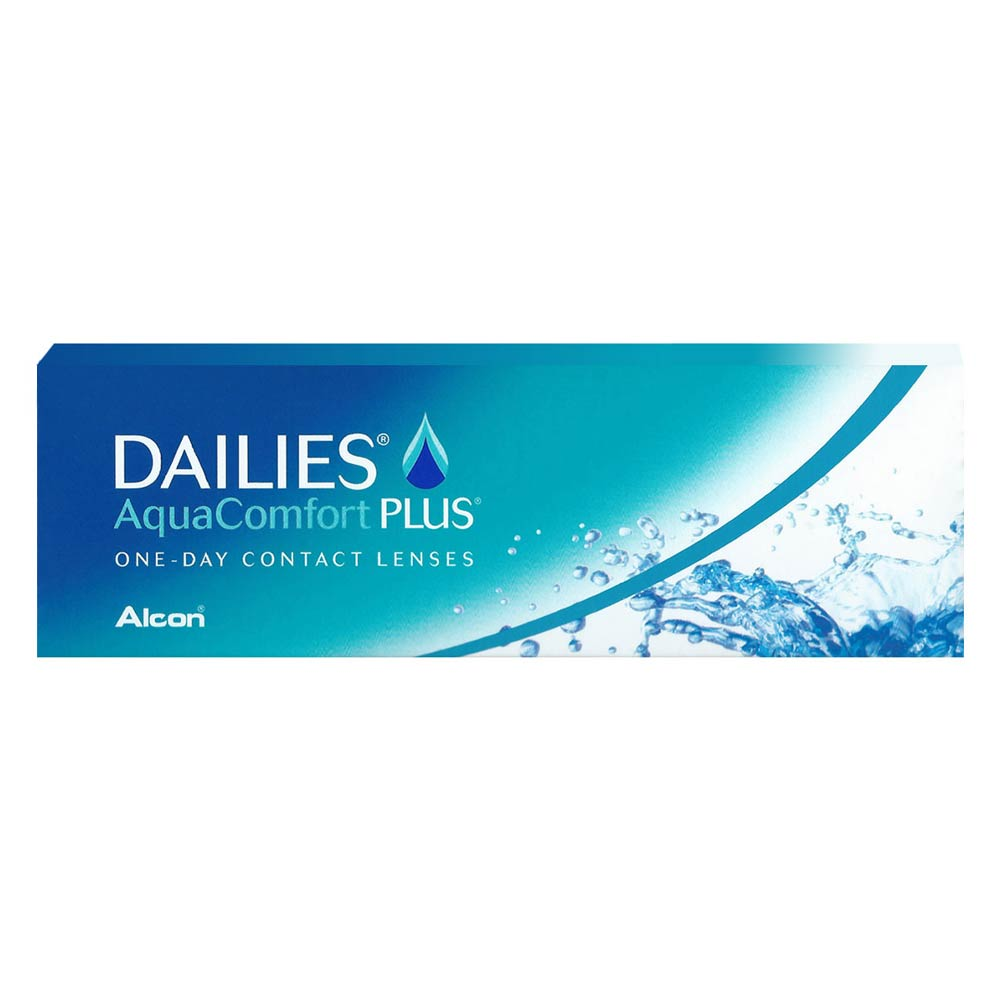 Alcon (Ciba Vision) Dailies AquaComfort Plus Daily (30 lenses pack)