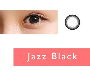 Clalen Iris One-day Color lenses Jazz Black (30 lenses pack)
