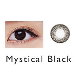 Freshkon Alluring Eyes Monthly Color Lenses 4 Colors available (2 lenses pack)