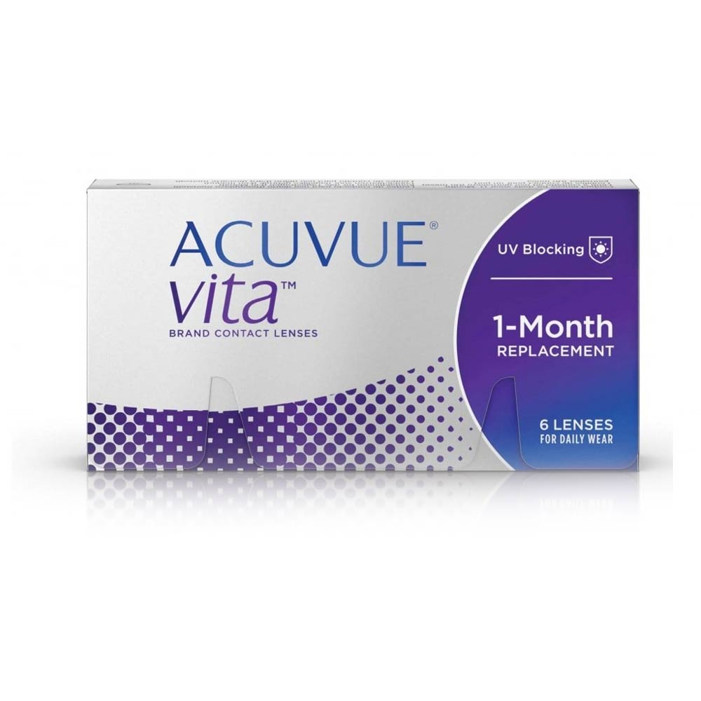 Acuvue Vita Monthly (6 lenses pack)