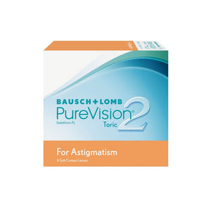 Bausch & Lomb PureVision2 HD for Astigmatism (6 lenses pack)