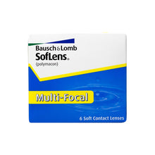 Load image into Gallery viewer, Bausch & Lomb SofLens Multifocal (6 lenses pack)