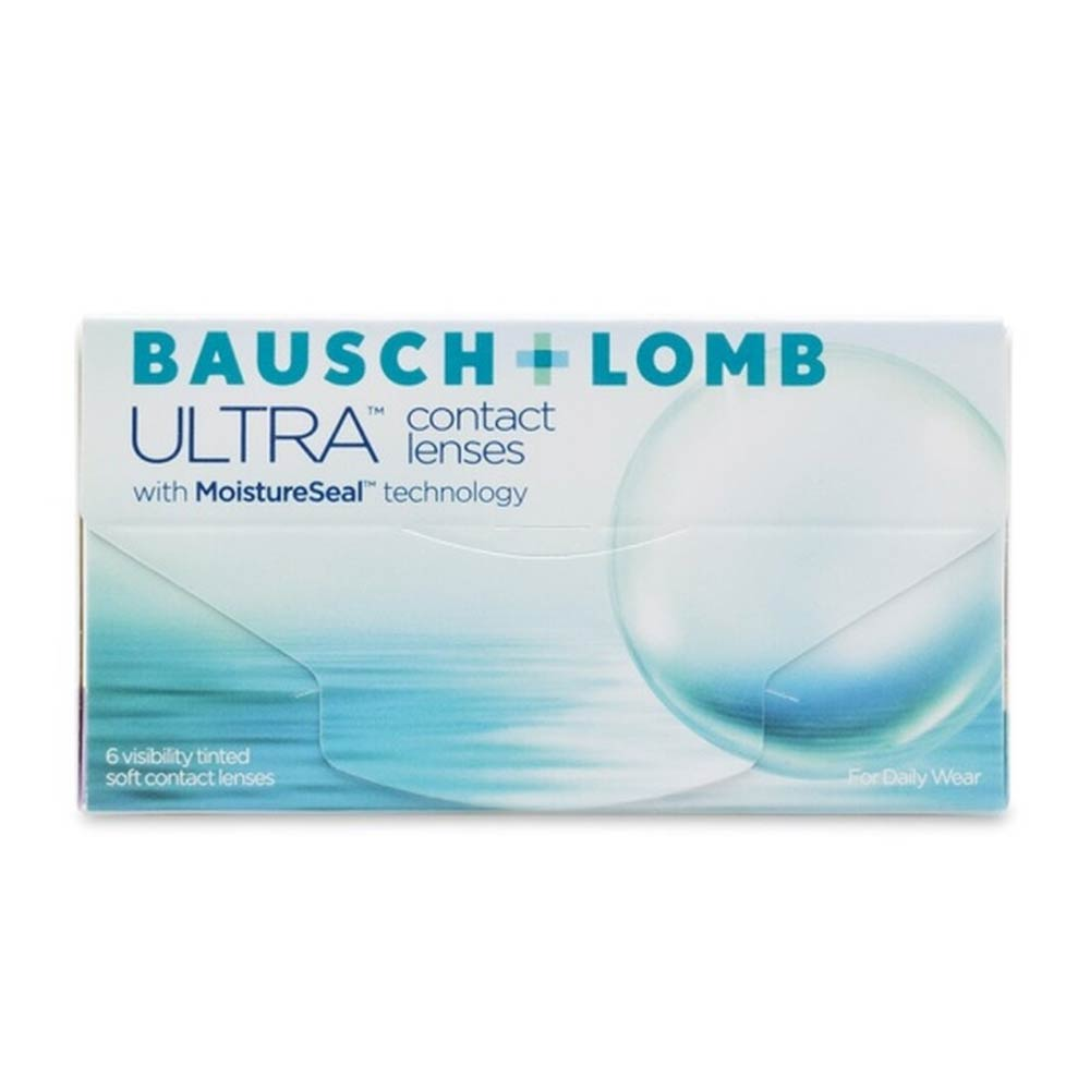 Bausch & Lomb Ultra Monthly (6 lenses pack)