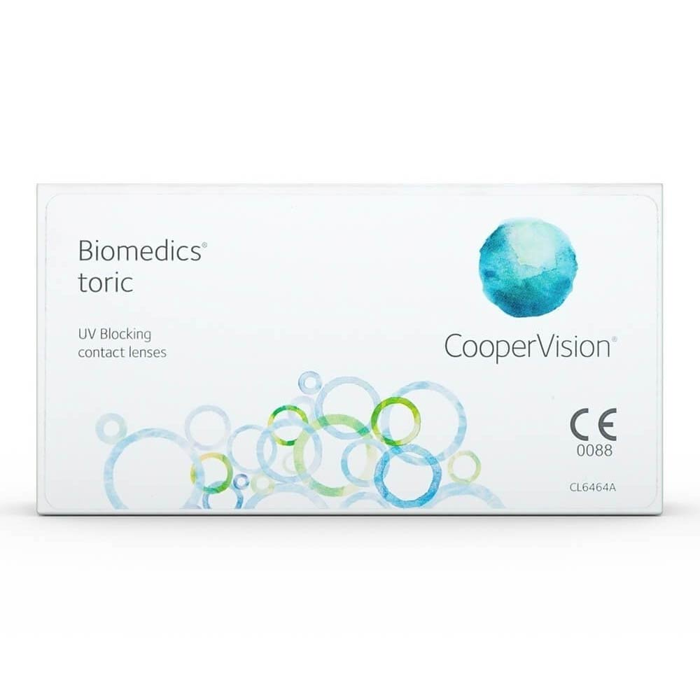 Cooper Vision Biomedics Toric Monthly  (6 lenses pack)