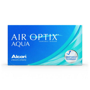 Alcon (Ciba Vision) Air Optix Aqua Monthly (6 lenses pack)