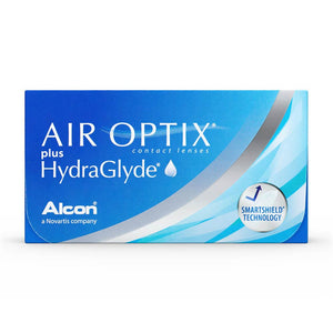 Alcon (Ciba Vision) Air Optix HydraGlyde Monthly (6 lenses pack)