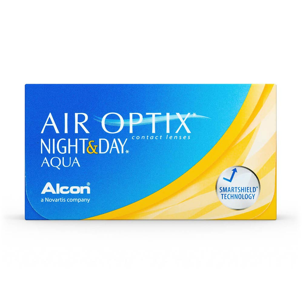 Alcon (Ciba Vision) Air Optix Night & Day Monthly (3 lenses pack)