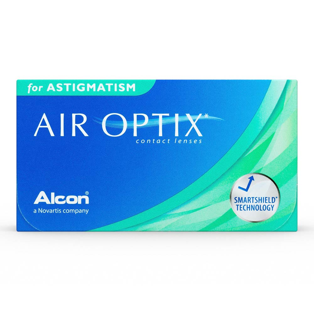 Alcon (Ciba Vision) Air Optix Monthly for Astigmatism (3 lenses pack)