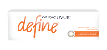 Load image into Gallery viewer, Acuvue New Define One-Day Color Lenses (30 lenses pack)
