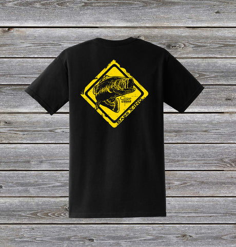 Bass Crossing Series Short Sleeve Tee with Pocket