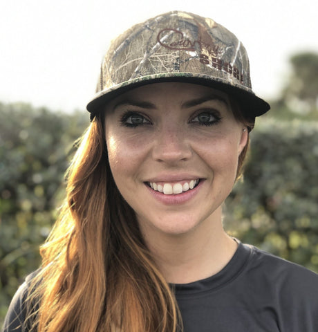 Signature Series Snapback Mesh Trucker Hat - Realtree Camo