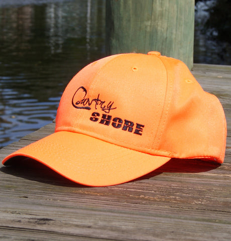 Blaze Orange Snapback Hunter Hat - Signature Series