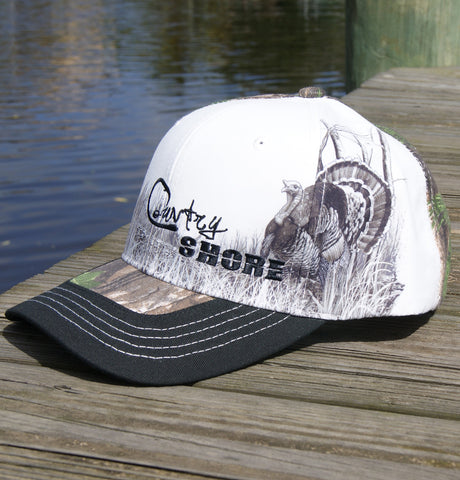 Camo Turkey Hunter Hat