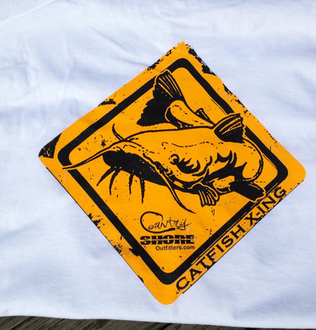 Catfish Crossing Series Short Sleeve Tee