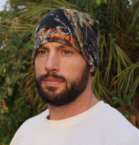 Camo Country Shore Fleece Beanie
